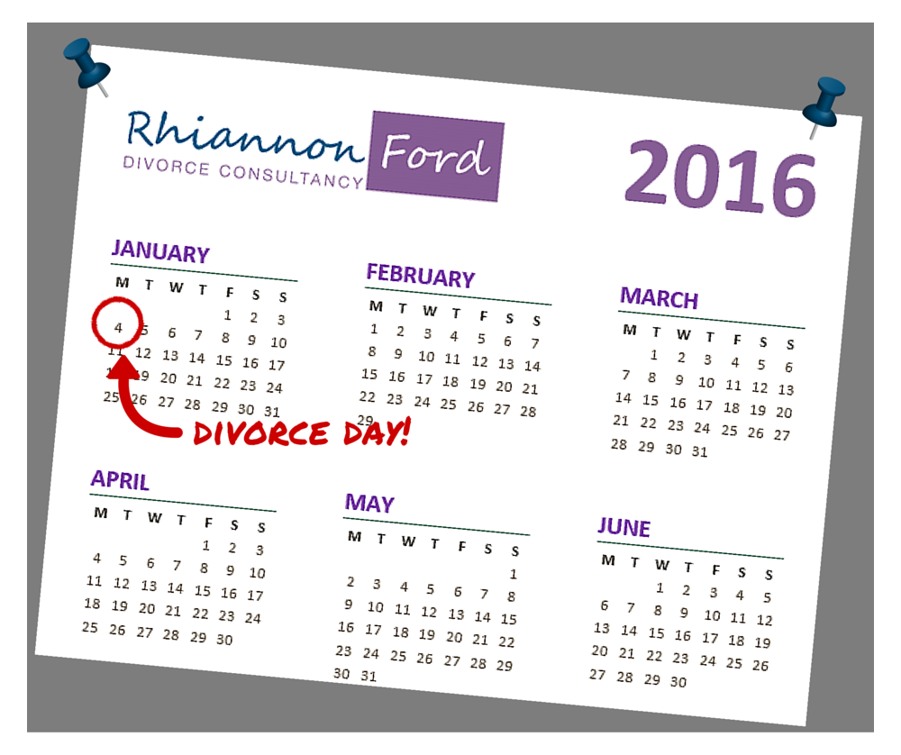"January was ""divorce month"" but were you ready to get a divorce?"